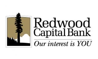 Redwood Capital Bank Logo